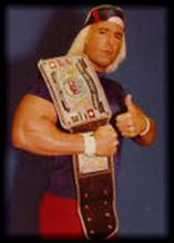 Austin Idol CWA World Champion